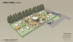 House Plans For Small Lots by Building A Cluster Community Of Tiny Houses On Shared Property