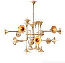 Chandelier Designers Matthewizzo Com Stilnovo Trumpet Chandelier Stuff To Buy
