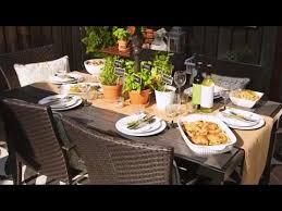 Summer Lunch Menu Ideas For Entertaining - 4 summer dinner party recipes inspired entertaining youtube