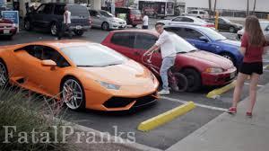what year did lamborghini start cars lamborghini gold digger prank 16 year picking up