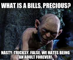 Paying Bills Meme - do you dominate your bills or do they dominate you here s how to