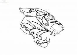 25 tribal jaguar designs with tribal jaguar designs
