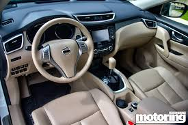 nissan qashqai 2015 interior 2015 nissan x trail reviewmotoring middle east car news reviews