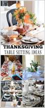 Thanksgiving Table Setting by Beautiful Thanksgiving Table Setting Ideas Work It Wednesday
