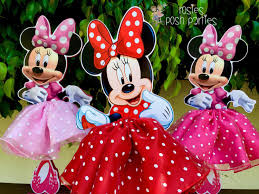 minnie mouse birthday decorations minnie mouse tutu birthday decoration tutu pink or version