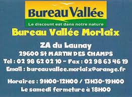 bureau vallee morlaix redeg 29 an henchou treuz 2014