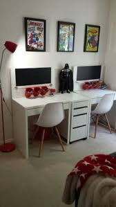 Ikea Boys Bedroom Desk For Playroom Crafting And Creating Playroom Pinterest