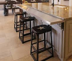 adding an island to an existing kitchen great way to add a bar to an existing island western decor