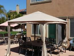 Sonoma Canopy by Kohls Summer Living 2009 Canopy Replacement Corner Pocket Garden