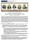 defects of the articles of confederation james madison vices of
