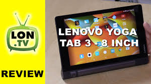 lenovo yoga tab 3 8 inch review under 200 android tablet with