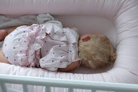 Baby Sleeping In A Crib by Co Sleeping To Crib How To Get Breastfed Baby To Sleep In Crib