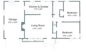 2 bedroom ranch floor plans 2 bedroom 2 bath ranch floor plans theenz