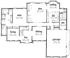 georgian floor plans camillo georgian home plan 092d 0242 house plans and more