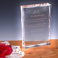 3rd wedding anniversary gift ideas how to be creative with third wedding anniversary gift memorable