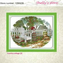 Country Cottage Cross Stitch Online Get Cheap Country Cottage Aliexpress Com Alibaba Group