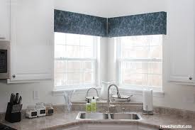 kitchen window covering ideas get inspired 15 diy window treatments how to nest for less