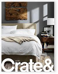 catalogue crate barrel canada