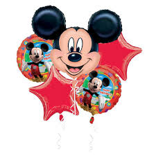 Balloon Bouquets Mickey Mouse Mania Balloon Bouquet Balloon Bouquets Central