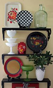 Kitchen Display Ideas 8 Best Tole Trays Images On Pinterest Canvas Painted Trays And