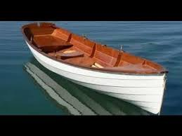 wood boat plans free dory plans to build a wooden boat youtube