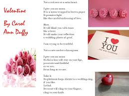 Carol Blind Valentine Carol Ann Duffy Ppt Video Online Download