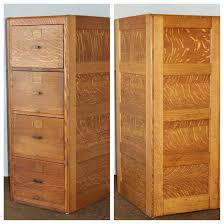 Antique Wood File Cabinets by File Cabinets Seattle Best Home Furniture Decoration