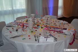 table enfant mariage decoration table mariage chetre nivaply