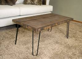 Hairpin Legs Coffee Table Modern Coffee Table Hairpin Leg Coffee Table Wooden Coffee