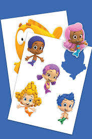 Bubble Guppies Puppet Playtime Backpack