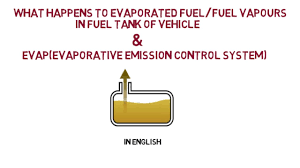 lexus is300 gas tank what happens to evaporated fuel fuel vapors in fuel tank of