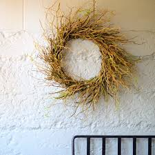 curly willow wreath fall wreath door wreaths for fall autumn