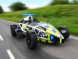 fastest police car police recruit ariel atom in clampdown on dangerous motorbike