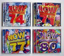 now cd collection cds ebay