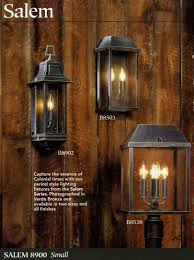 lighting fixtures fascinating colonial outdoor light also for