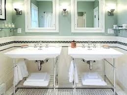 Vintage Bathroom Tile Ideas Vintage Black And White Bathroom Krepim Club
