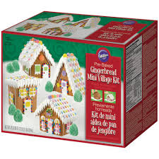 gingerbread house kits to buy