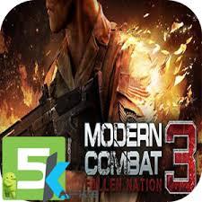 modern combat 3 apk free modern combat 3 fallen nation v1 1 4g apk mod obb data updated