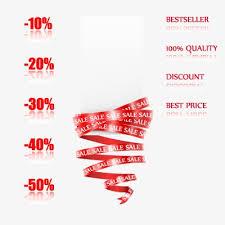 discount ribbon vector decorative ribbon discounts ribbon ribbon png
