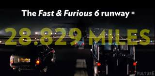 Fast And Furious 6 Meme - how long was the runway in fast and furious 6 vulture