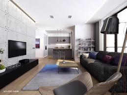 contemporary studio apartment design and modern studio apartment