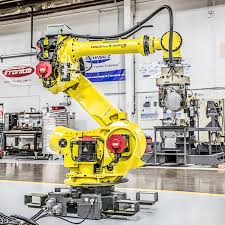 fanuc r 2000ib 165f robot rj3ic r30ia