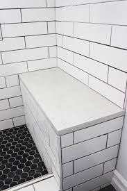 what material should you use for a shower bench love create