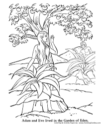 coloring pages adam and eve bible story characters coloring page sheets adam u0026 eve in the