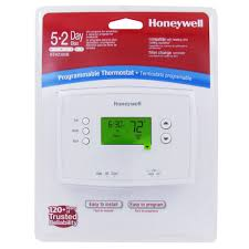 honeywell rth2300b1012 u 5 2 day programmable thermostat