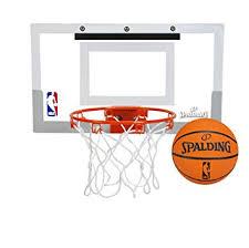 black friday basketball hoop amazon com spalding nba slam jam over the door mini basketball
