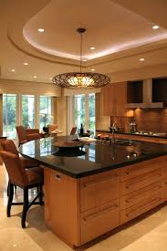 curved kitchen island designs curved kitchen islands with seating top 5 homes for sale in