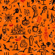 halloween background textures halloween patterns free dress images