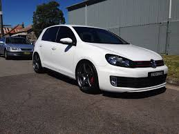 my other german fling mk6 gti