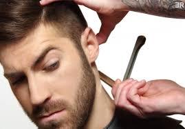 comment couper cheveux garã on tondeuse tutoriel coiffure comment avoir une coupe fashion coiffure